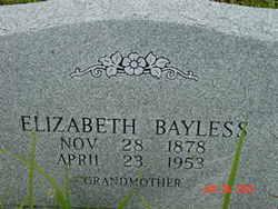 Elizabeth Bayless