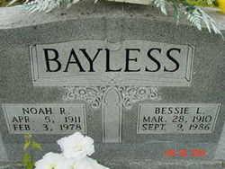 Bessie L. Bayless