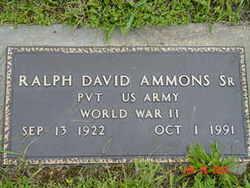 Ralph David Ammons, Sr