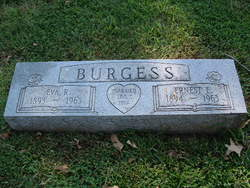 Eva <i>Roper</i> Burgess
