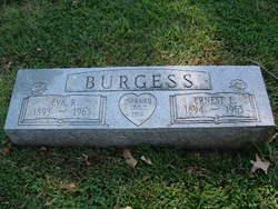 Ernest Earl Burgess