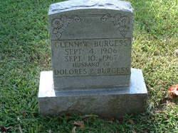 Glenn Wilson Burgess