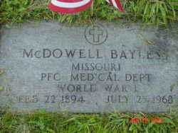 McDowell Bayless