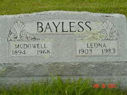 Leona <i>Chastain</i> Bayless