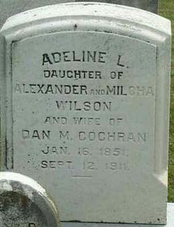 Adeline L. <i>Wilson</i> Cochran