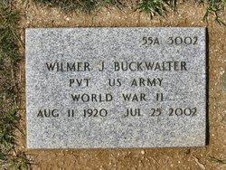 Wilmer J. Buckwalter