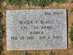 Roger P. Blagg
