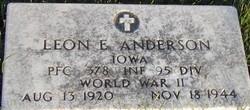 Leon E. Anderson