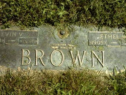 Ethel <i>Robbins</i> Brown