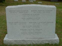 Britton Cook Clayton