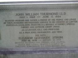 John William Thurmond, Sr