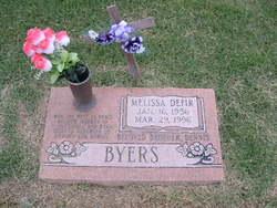 Melissa <i>Defir</i> Byers