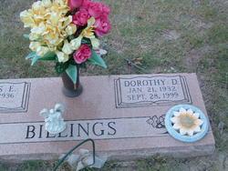 Dorothy D. Billings