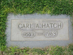 Carl Atwood Hatch