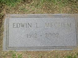 Edwin Leard Mechem