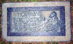 Vick Wayne Nordenstrom