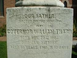 William Tharp