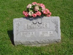 Irene A. <i>White</i> Fatzinger