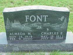 Charles Edward Font
