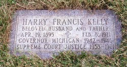 Harry Francis Kelly