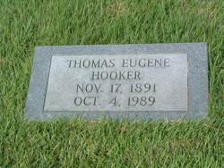 Thomas Eugene Hooker