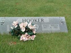 Newt Payne Hooker