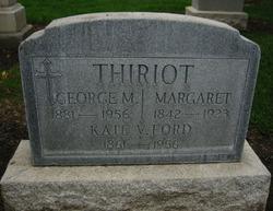 Margaret Thiriot