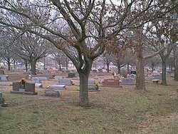 Midlothian Cemetery