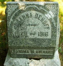 Susanna <i>Dehoff</i> Blanchard