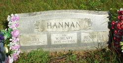 W. Henry Hannan