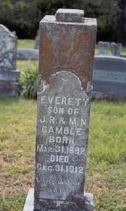 Everett Gamble