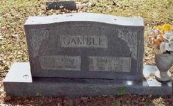 William Fred Willie Gamble