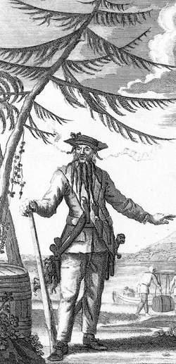 Edward Blackbeard Teach