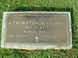Andrew Thornton Slaughter
