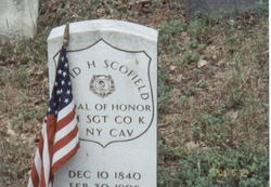 David H. Scofield