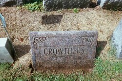 Clarence Hess Crowthers, Sr