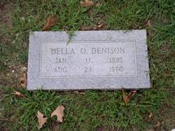 Della O. <i>Lanehart</i> Denison