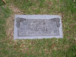 Margarette D. <i>Thompson</i> Hartsell