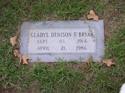 Gladys <i>Denison</i> O'Bryan
