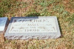 Agnes Crowthers