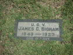 Pvt James Columbus Bigham