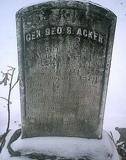 George Sigourney Acker