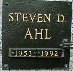 Steven Daniel Ahl