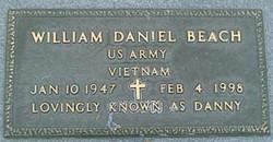 William Daniel Beach