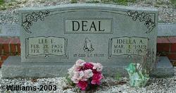 Helen Idella <i>Abernathy</i> Deal