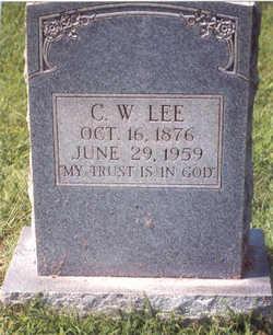 C. Walter Lee
