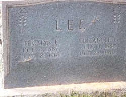 Thomas Eldred Lee