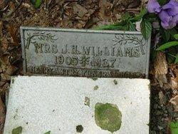 Margaret A. <i>Higgins</i> Williams