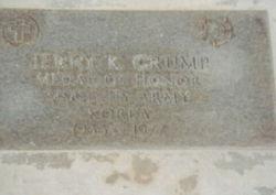 Jerry Kirt Crump