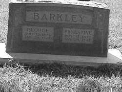 Ernestine M <i>Scharlach</i> Barkley